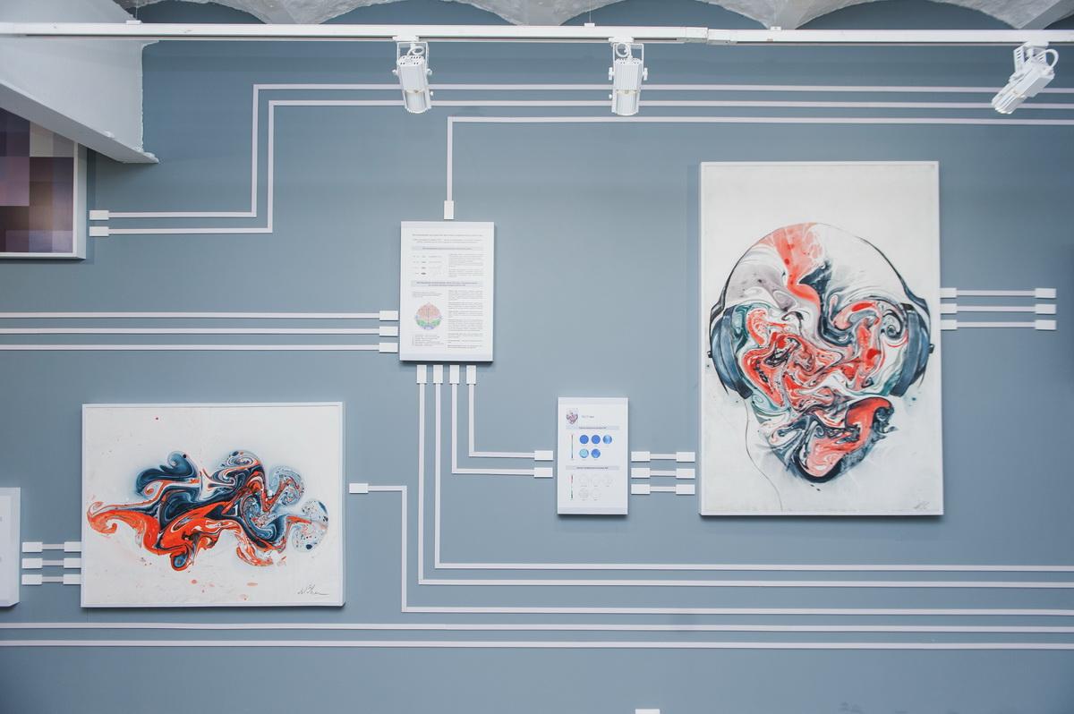Нейрокод: восприятие искусства, 2019