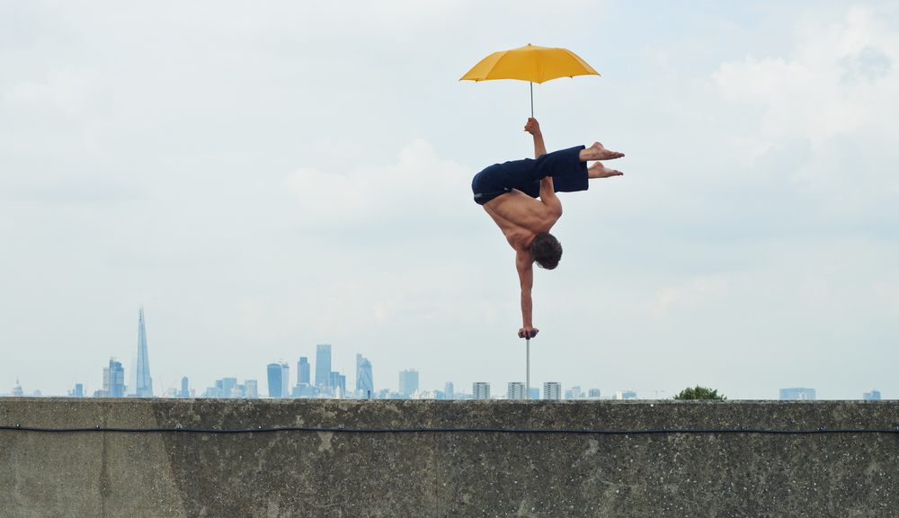 Photo: Bertil Nilsson for National Centre for Circus Arts