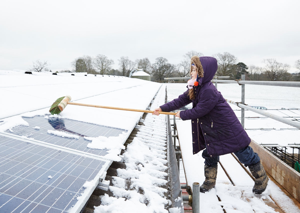 We helped the one-time 'fracking village' chose community-owned solar.