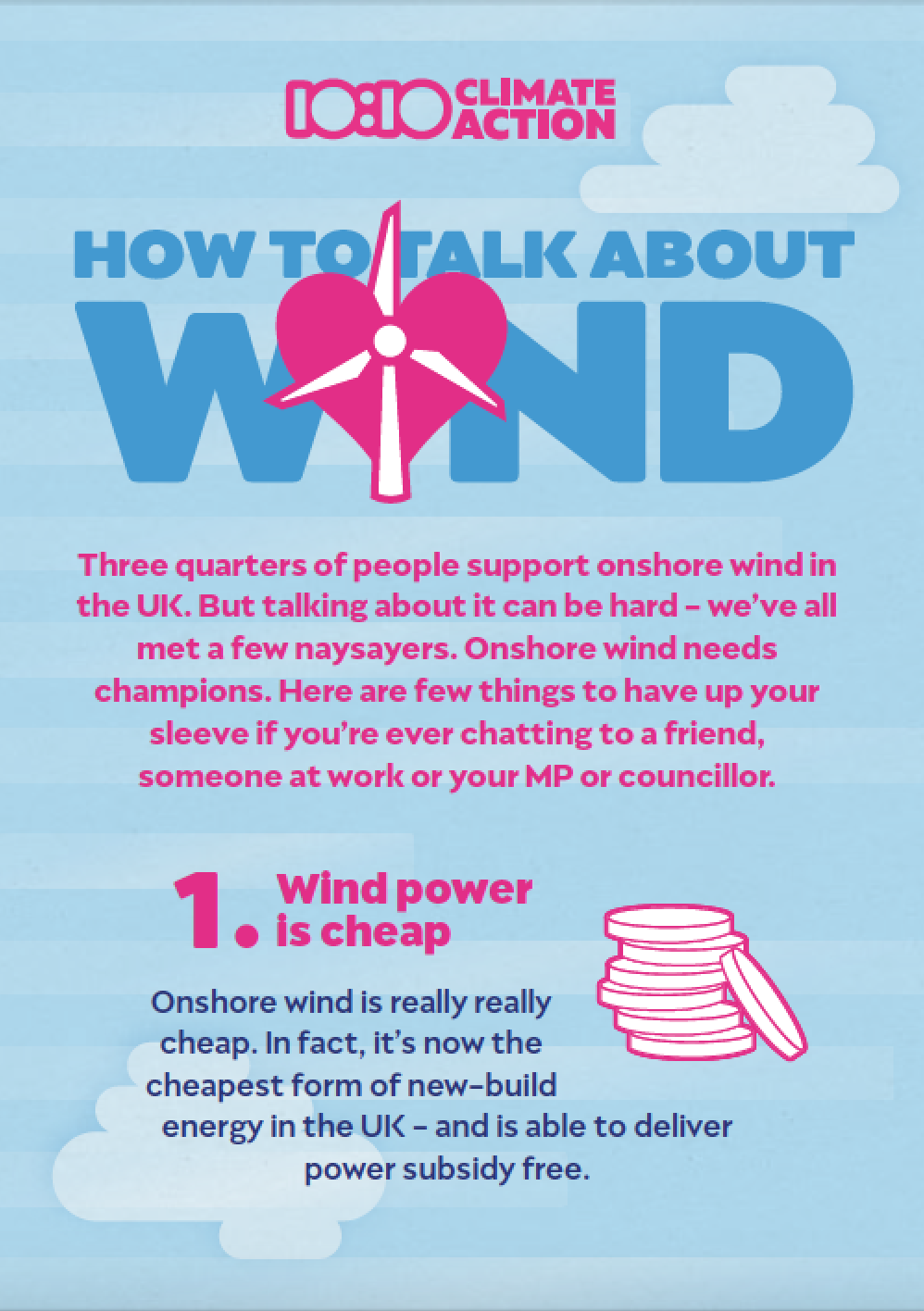 How to talk about wind with your friends