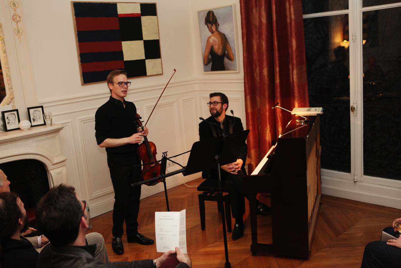 Talking about Classical Music in Paris