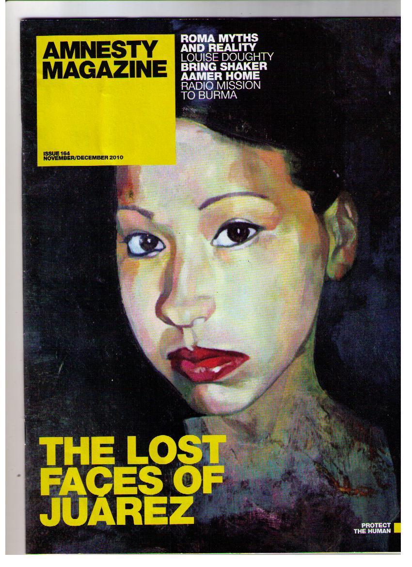 AI Magazine Cover of Liliana (400 Women)