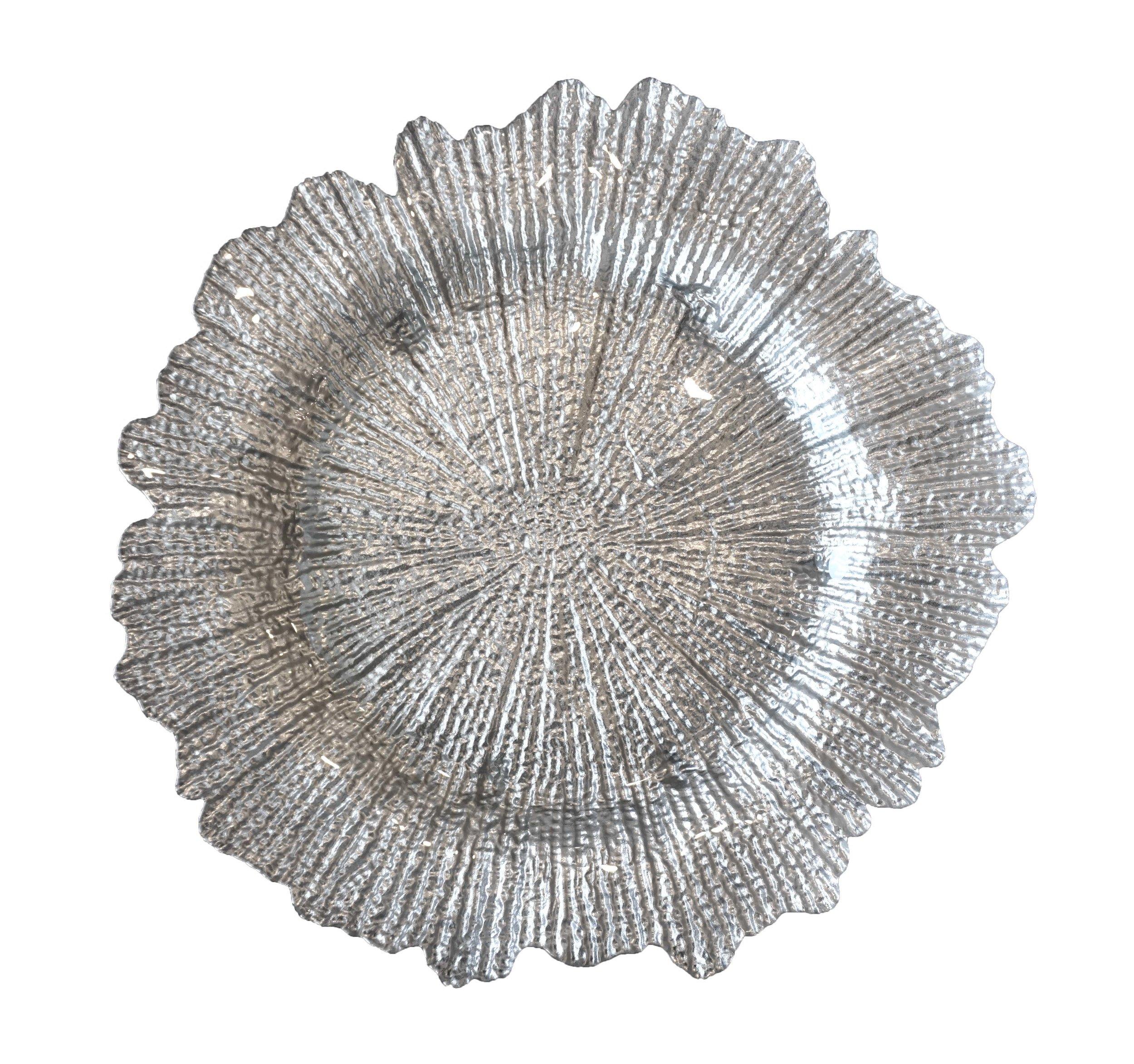 Silver Glass Flora