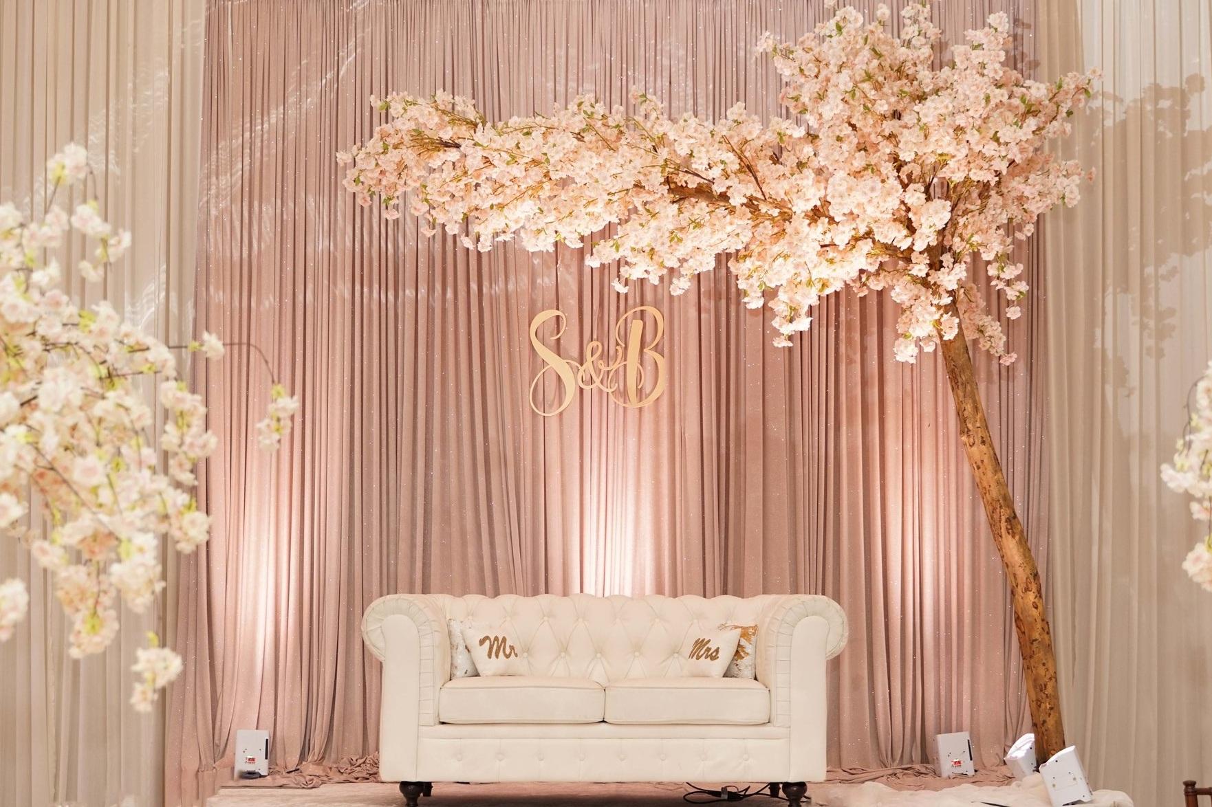Cherry Blossom Arch Tree
