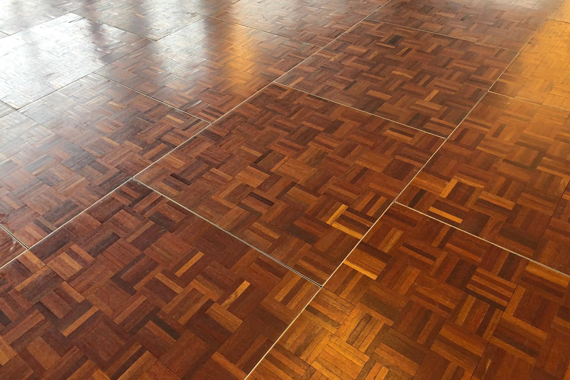 Wood Dance Floor