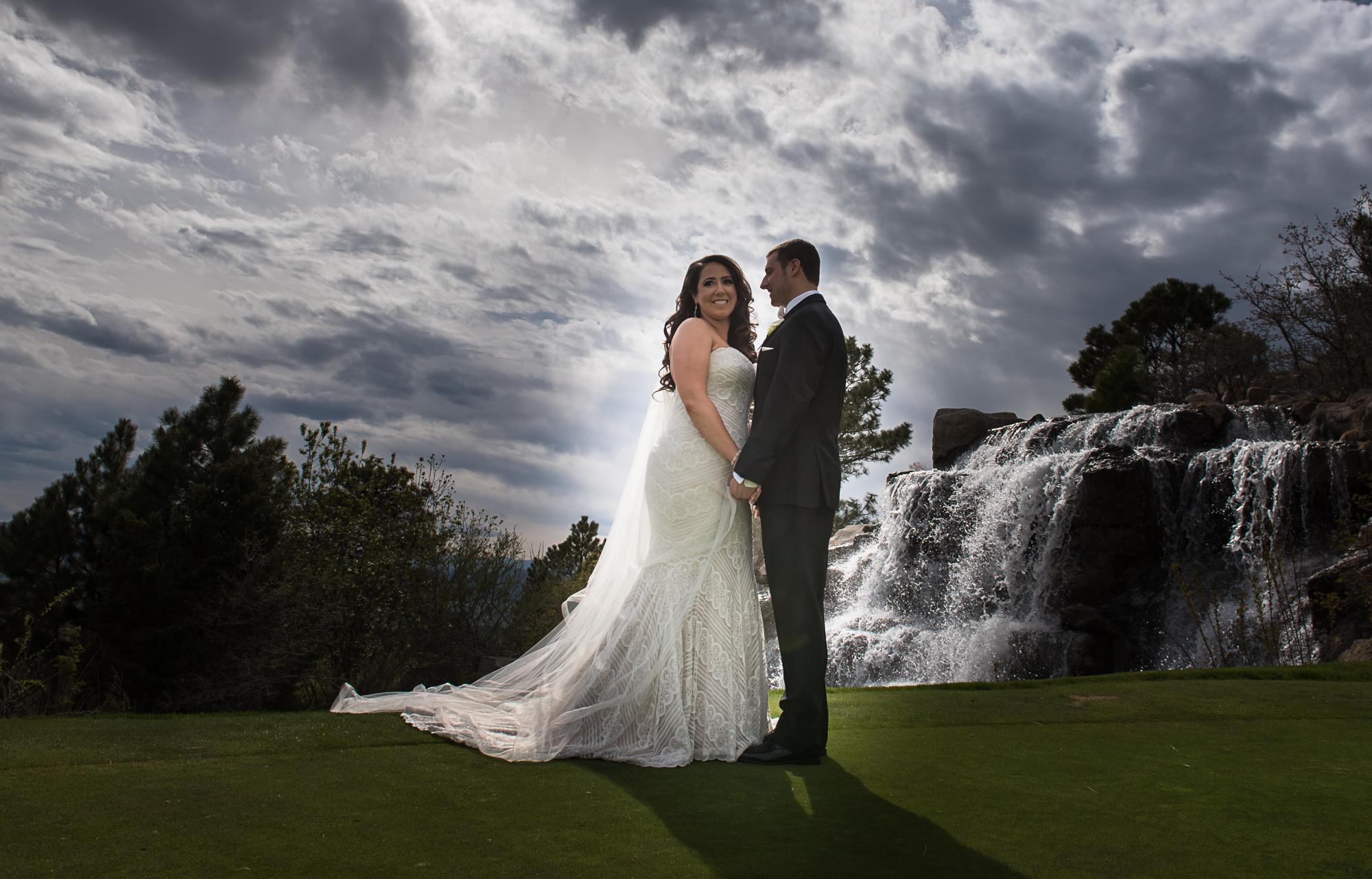 Sanctuary Golf Course Castle Pines Couple (1 of 1).jpg