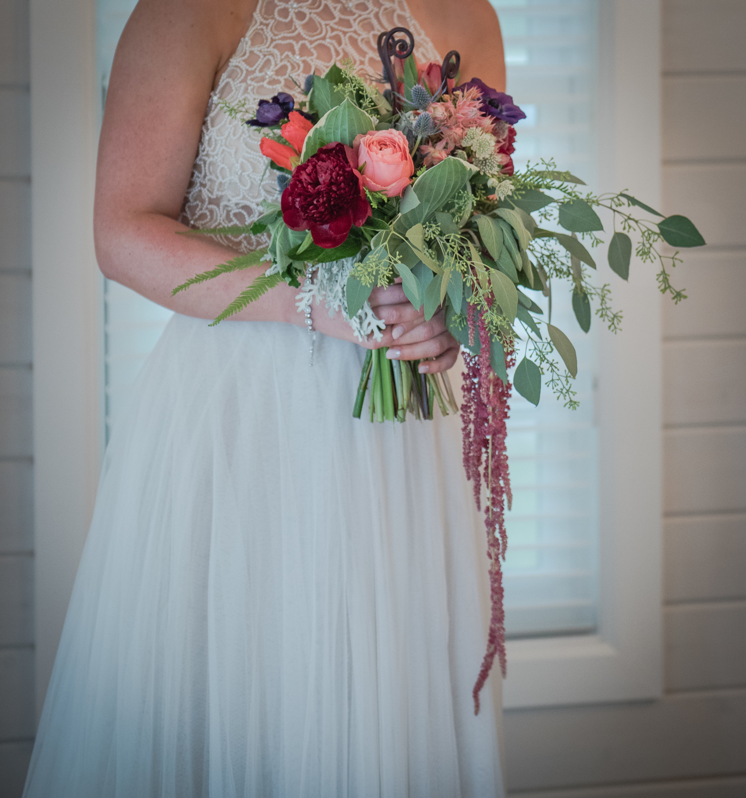 Bouquet of Flower at The Barn at  Racoon Creek (1 of 1).jpg
