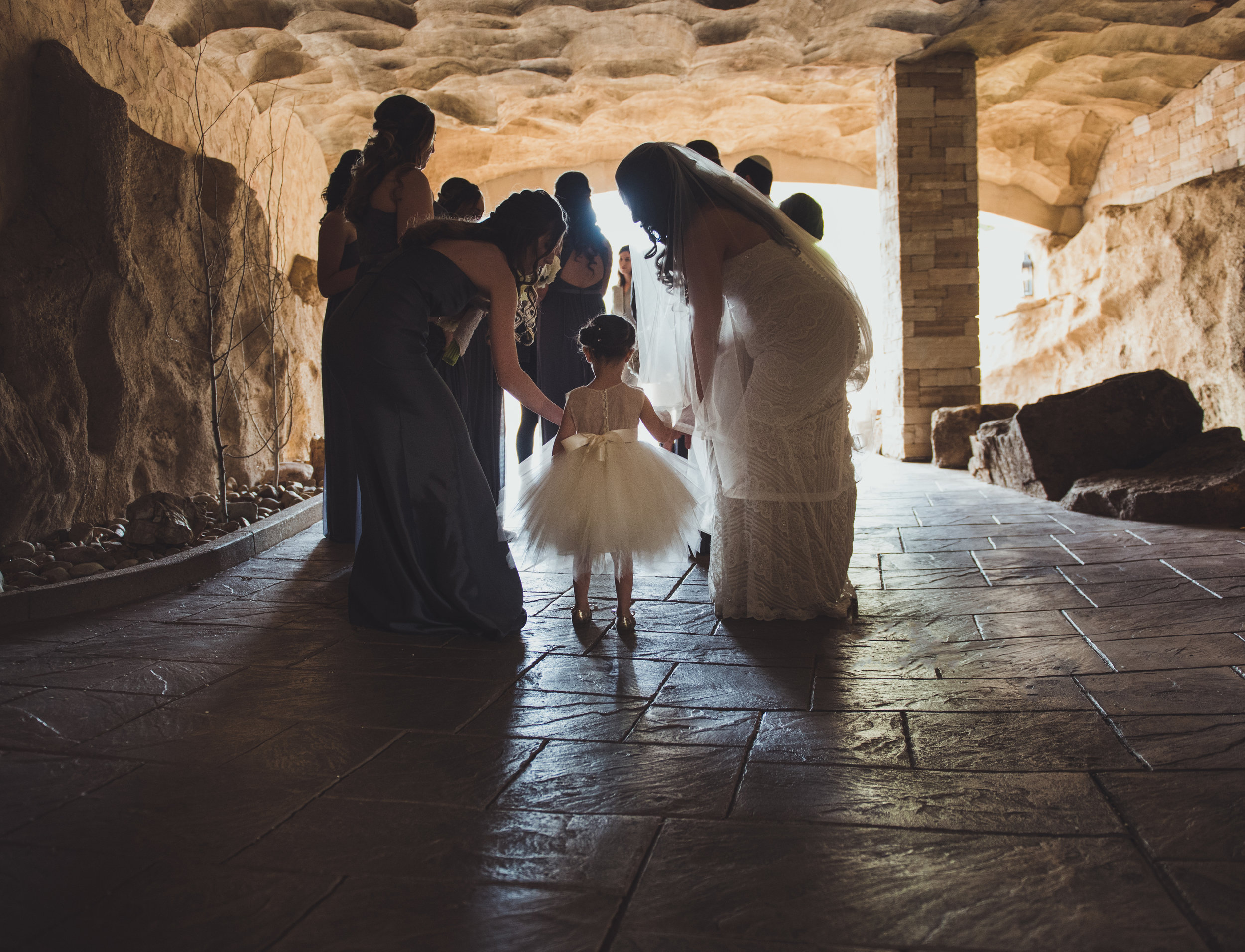 Colorado Wedding Photographer_Jennie Bennett Photography bride and flower girl(21 of 1).jpg