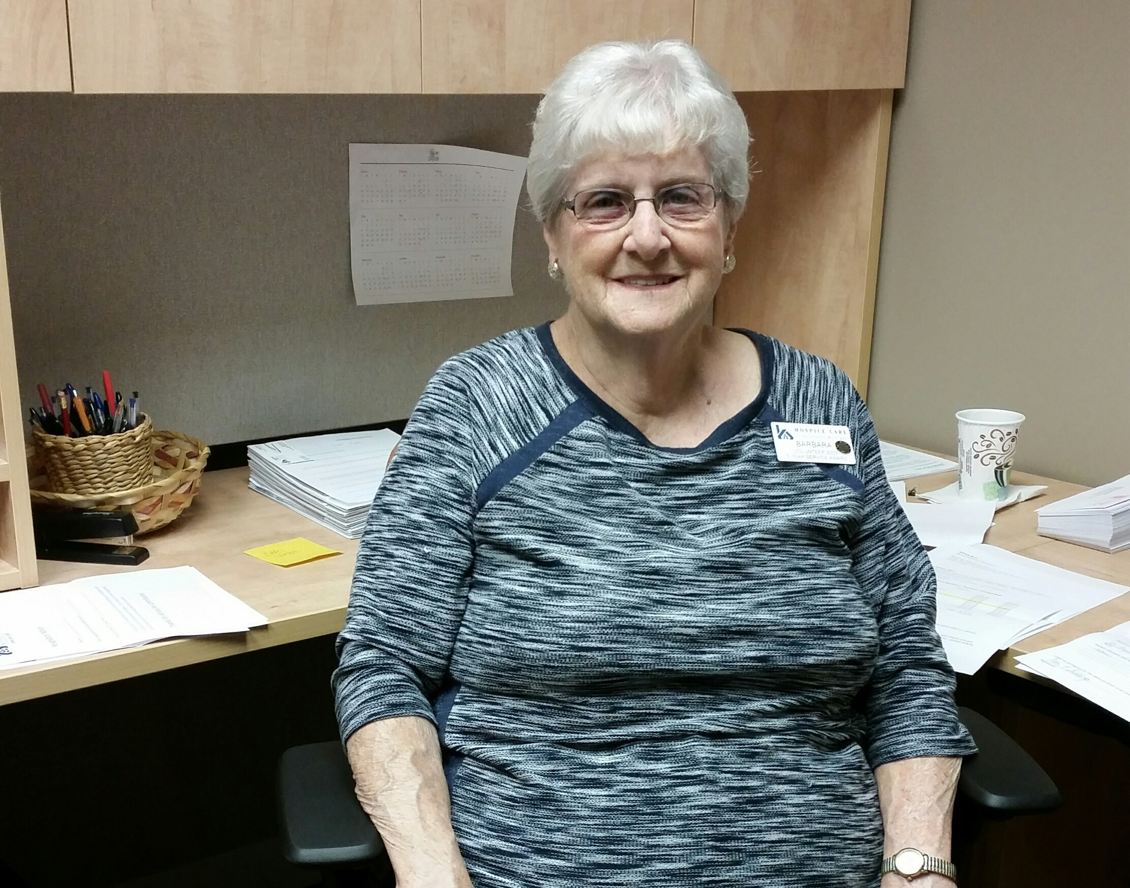 Event and Office Support   Volunteers may assist in Hospice special events, including ticket sales, as well as provide office support such as data entry and help in assembling Client and Family Information binders. Other tasks may relate to the volunteer's particular skills.     Apply Today