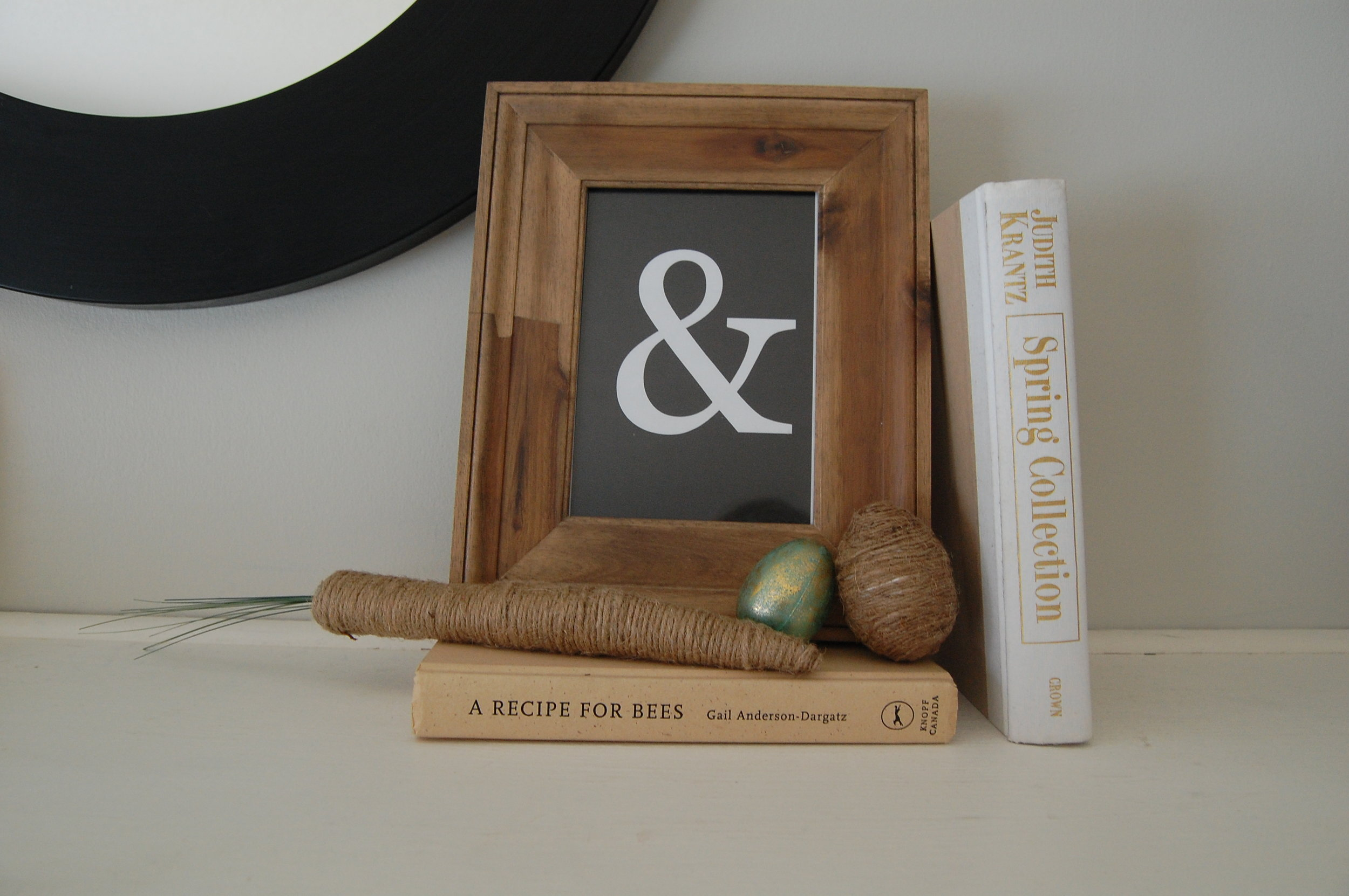 DIY twine + carrot  from my craft workshop