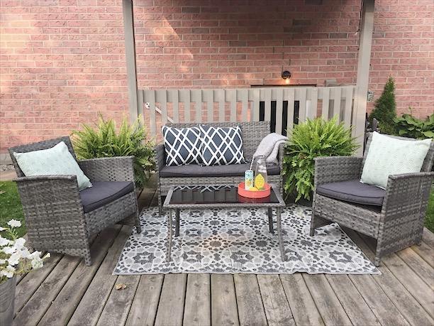 Backyard Updates