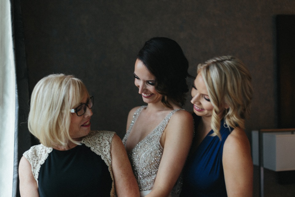 Us girls and our beautiful Mama