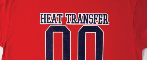Heat Transfer T-Shirt