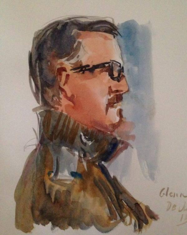 "José de Juan, ""Glenn Fitzpatrick"""
