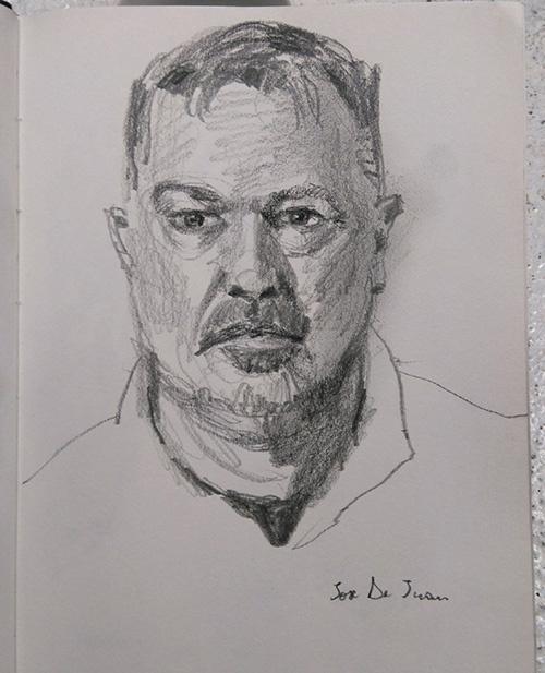 """Michele Del Campo, """"Jose de Juan"""""""