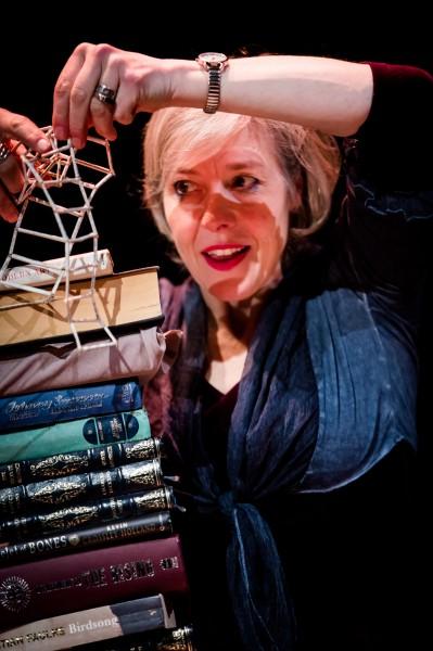 Danyah Miller in I Believe in Unicorns.  Photo credit Richard Davenport