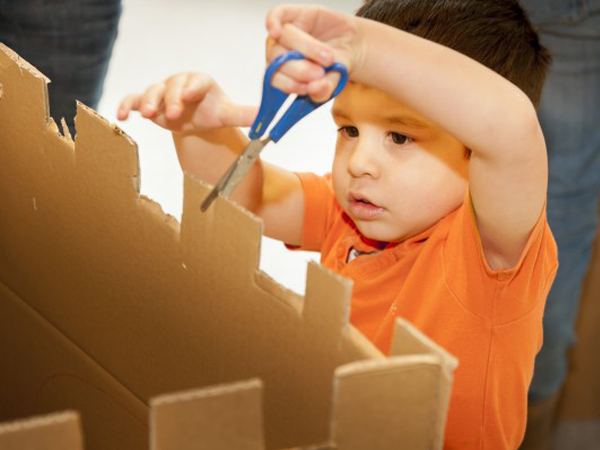 Sensory Spaces and Shoe Box Worlds