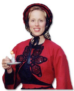 Mary Ann Jung as  Clara Barton