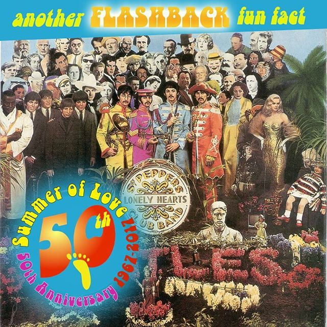 On this day in 1967—during the #SummerofLove—the #Beatles released Sgt. Pepper's Lonely Hearts Club Band in the US. (It was released on May 26 in the UK.) It was number one on the US album charts for 15 weeks, and eventually amassed four Grammy awards, including Album of the Year—the first rock album to win that award.  The album was famous for its musical production, and since the band had retired from touring—their last concert was at #CandlestickPark in #SanFrancisco the previous summer—they could focus more on the concept of the performance of this fictional band. It has since garnered many awards and much recognition in music history, especially for its concept and the influence it spawned. #RollingStone magazine hailed it as the number one on its list of top 500 albums of all time.  You can learn more about the 50th anniversary of the Summer of Love and the important role music played in the San Francisco counterculture scene on a FOOT fun walking tour. Flash back to the Summer of Love on one of our three #HaightAshbury tours.  #ThisDayInHistory #walkingtours #SummerofLove50 #history #Psychedelic60s