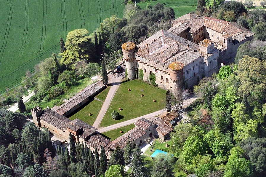 Castello Civitella Ranieri