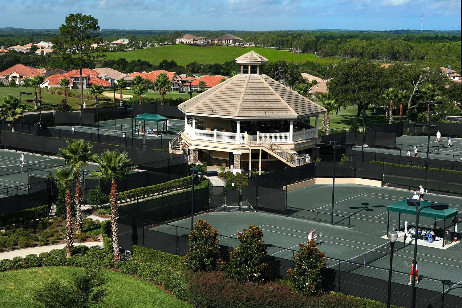 Skyview Tennis Club