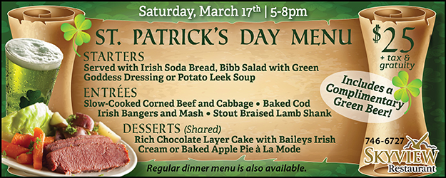 St Patricks Day Menu Skyview March 2018 EB.jpg
