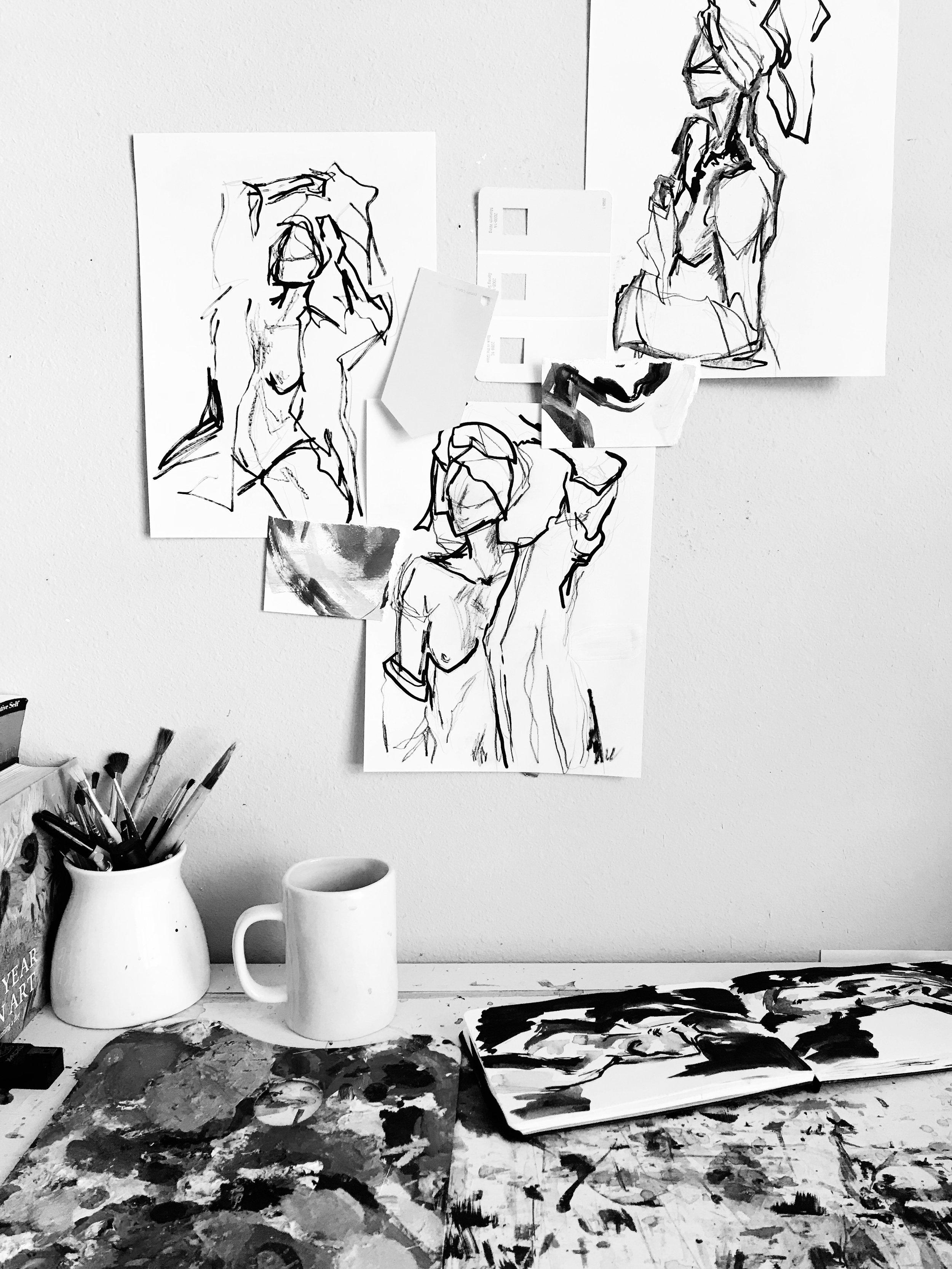 figure-studies-nude-art-charleston-womenpainters