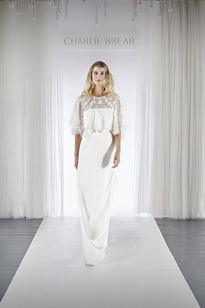 Wedding Dress Outlet Charlie Brear Cape