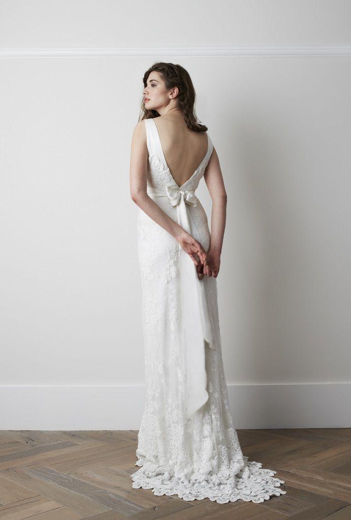 Wedding Dress Outlet Charlie Brear Hurrel back
