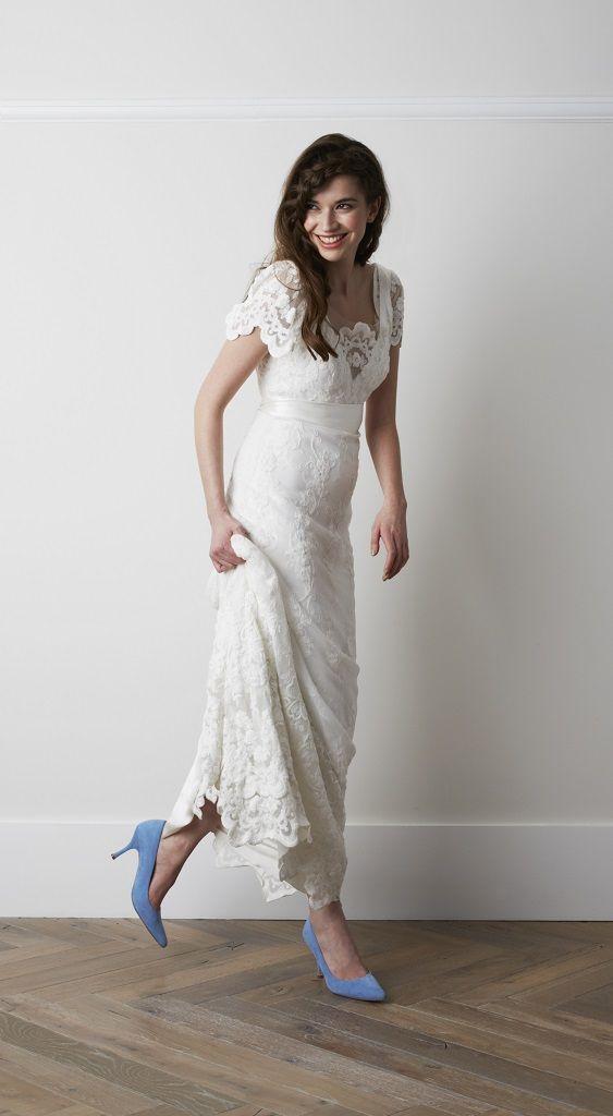 Wedding Dress Outlet Charlie Brear Hurrel front