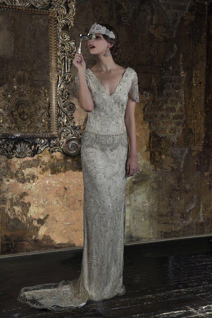 Wedding Dress Outlet Eliza Jane Howell Lauren front