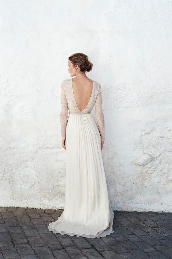 Leila Hafzi Wedding Dress NAYER B12718 back.jpg