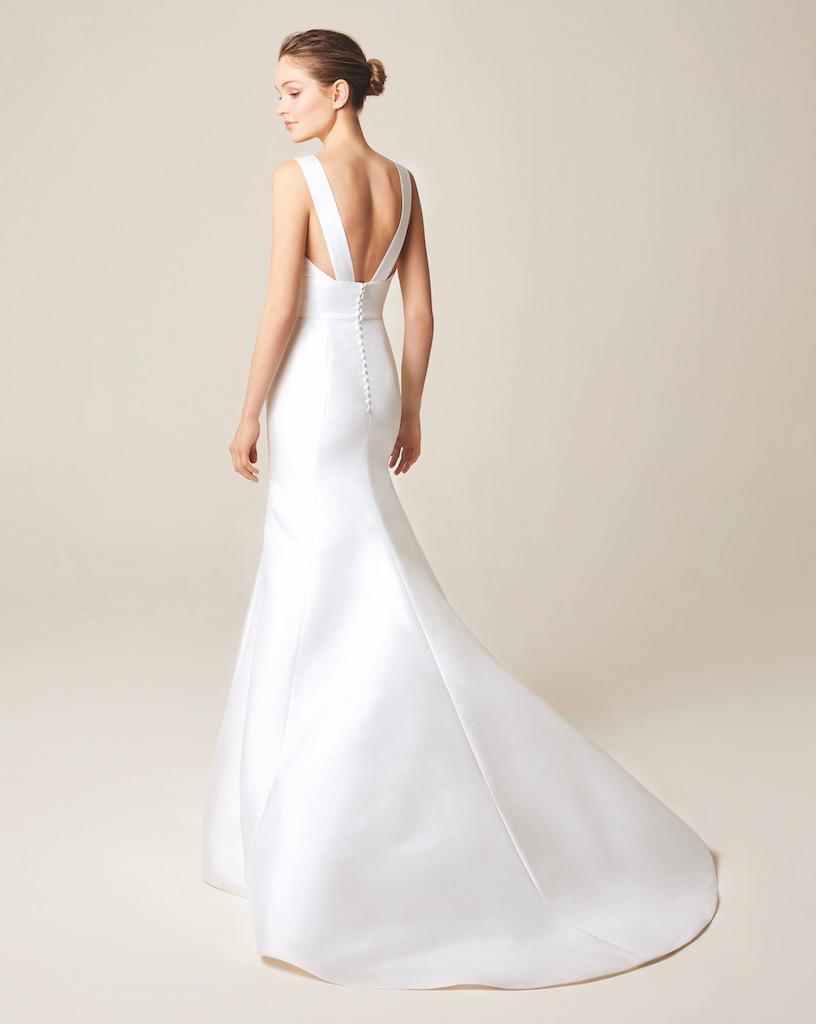 Jesus Peiro Wedding Dress 932 back