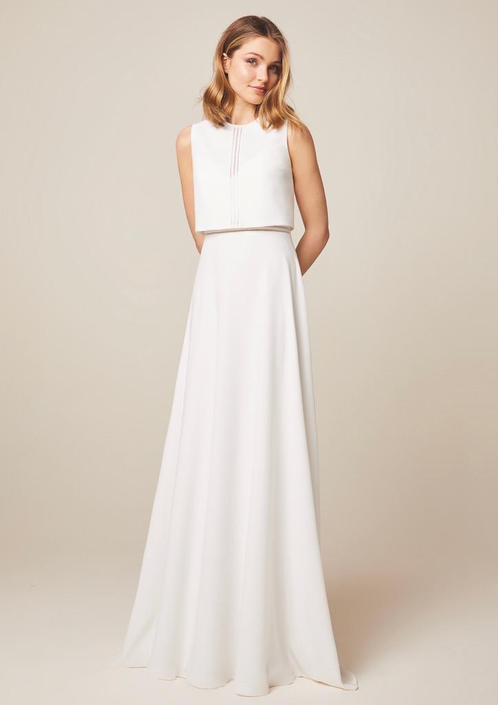 Jesus Peiro Wedding Dress 936 top