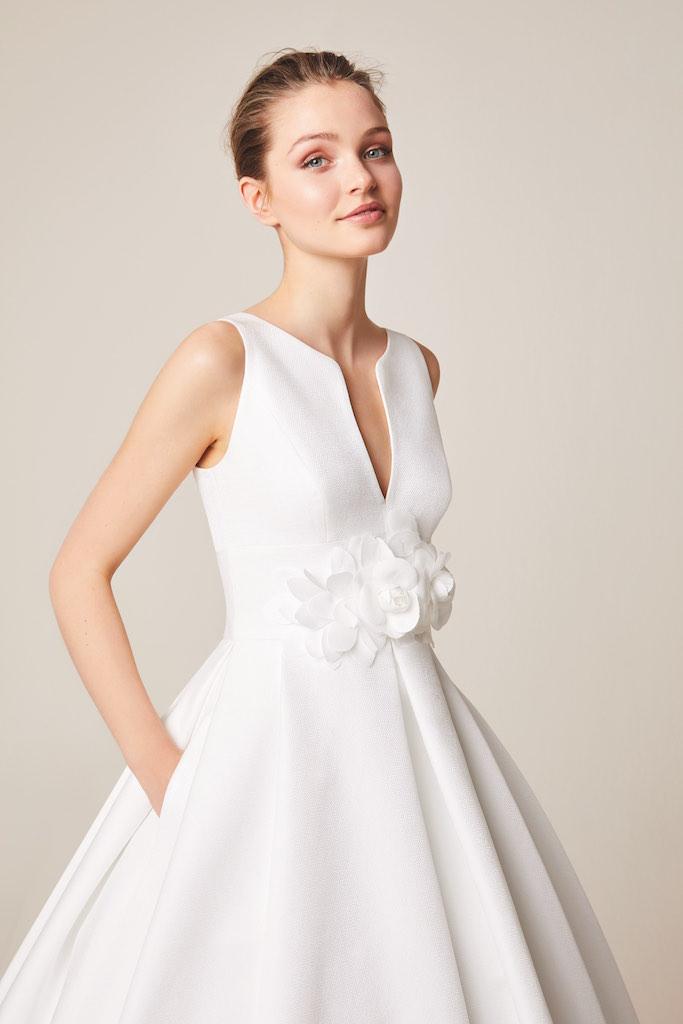 Jesus Peiro Wedding Dress 938 front
