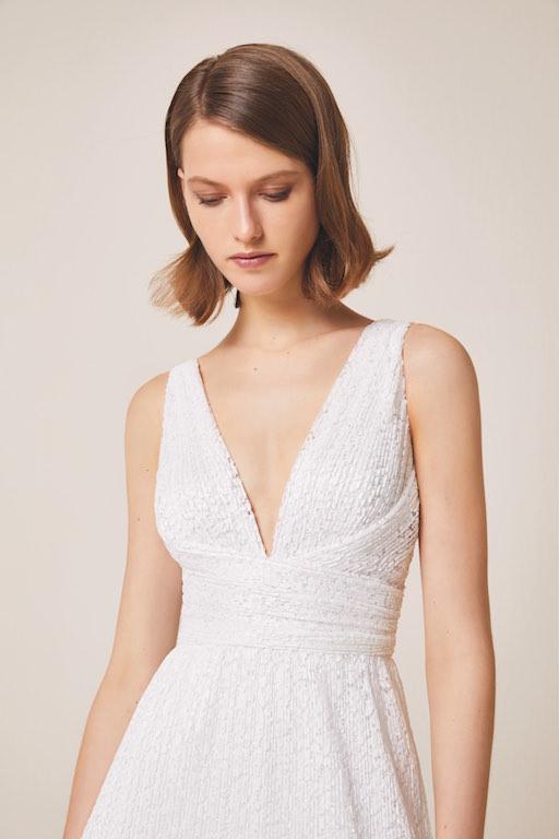 Jesus Peiro Wedding Dress 948 front
