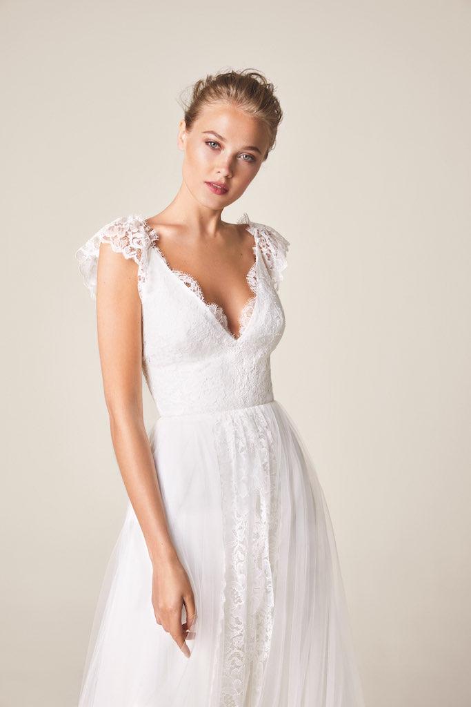Jesus Peiro Wedding Dress 951 front
