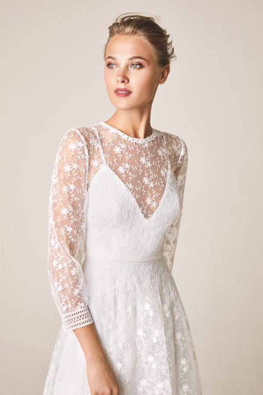 Jesus Peiro Wedding Dress 958 front