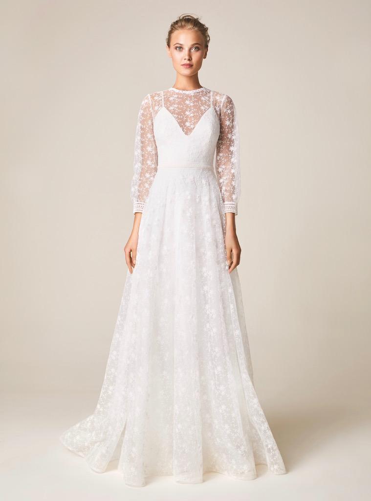 Jesus Peiro Wedding Dress 958
