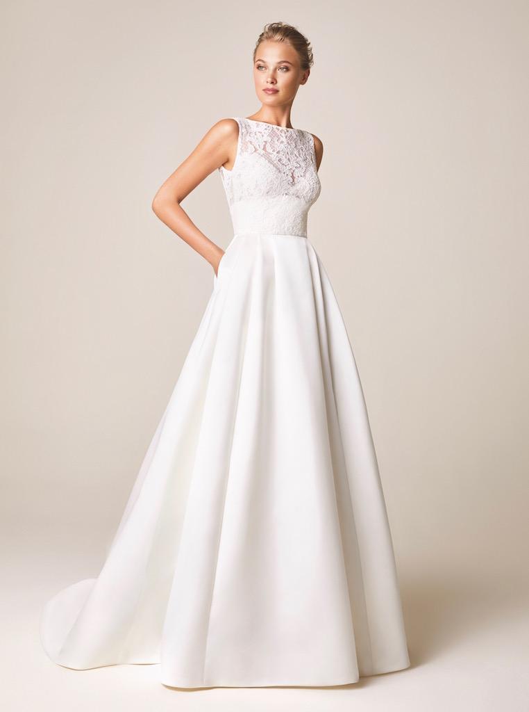 Jesus Peiro Wedding Dress 961