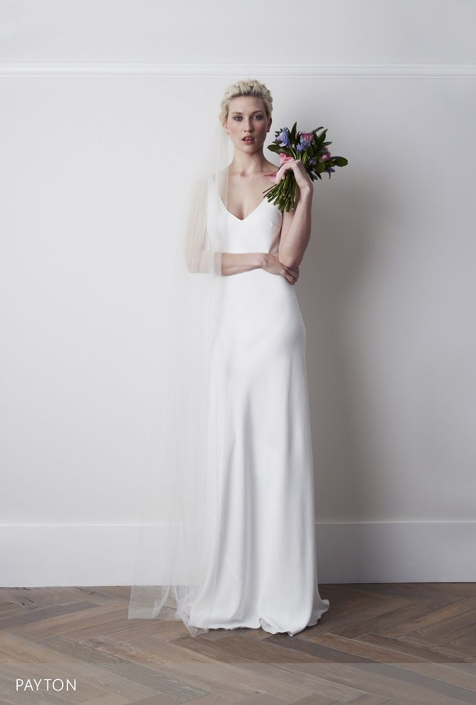 Charlie Brear Payton | Bias Cut Wedding Dress