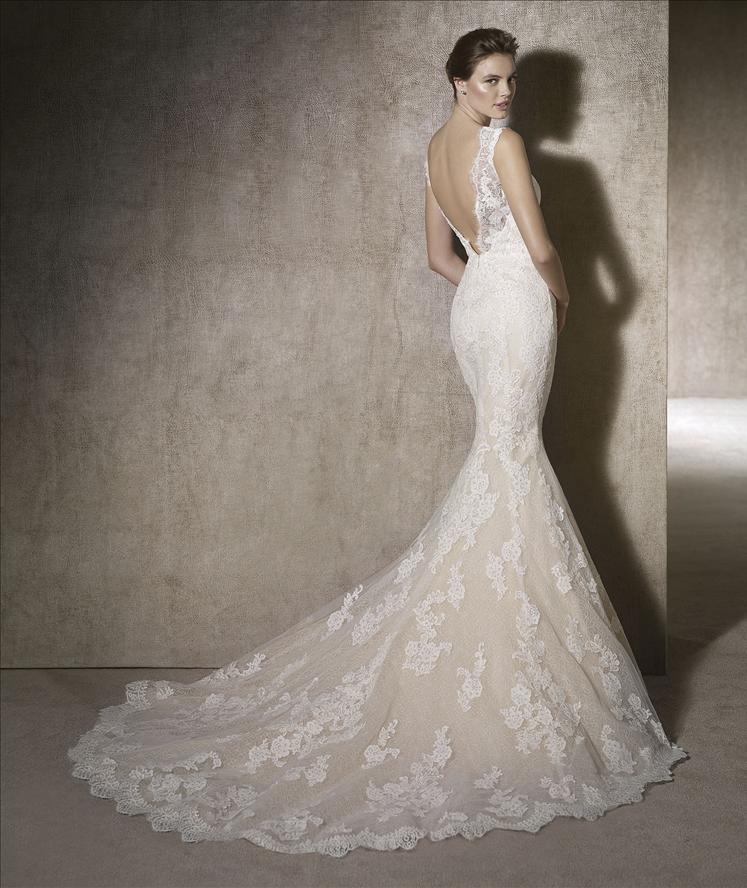 St Patrick Moira | Fishtail Wedding Dress