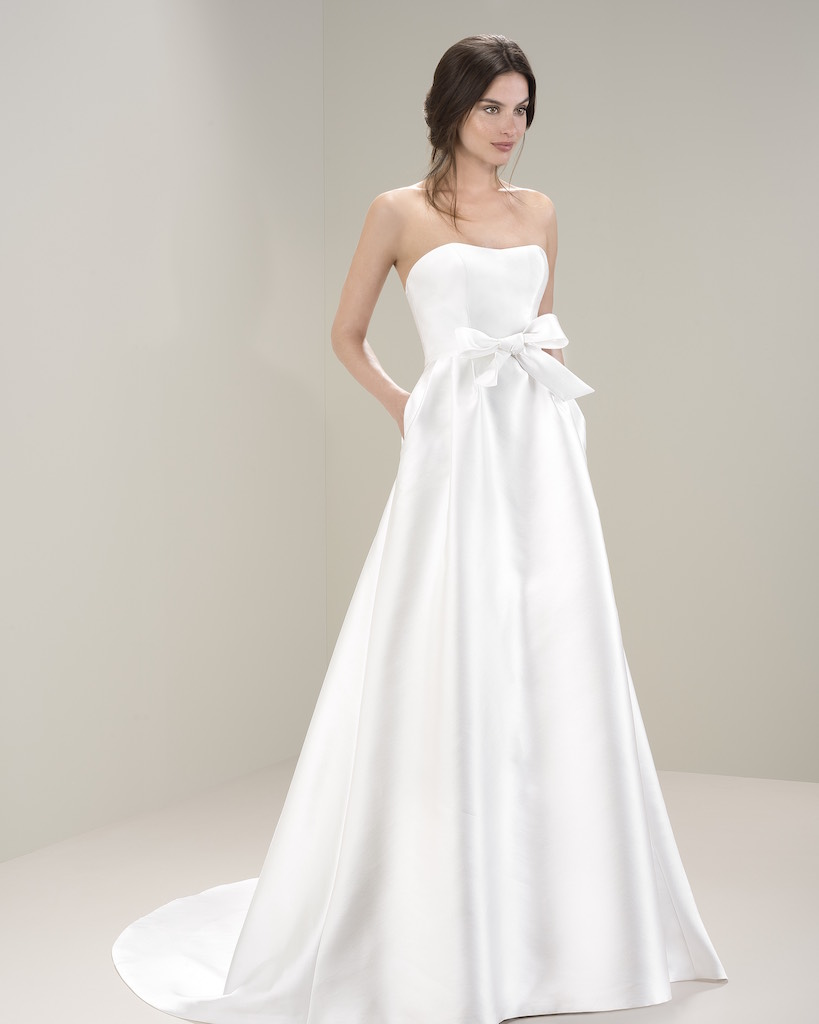 Jesus Peiro 7040 | Strapless Wedding Dress