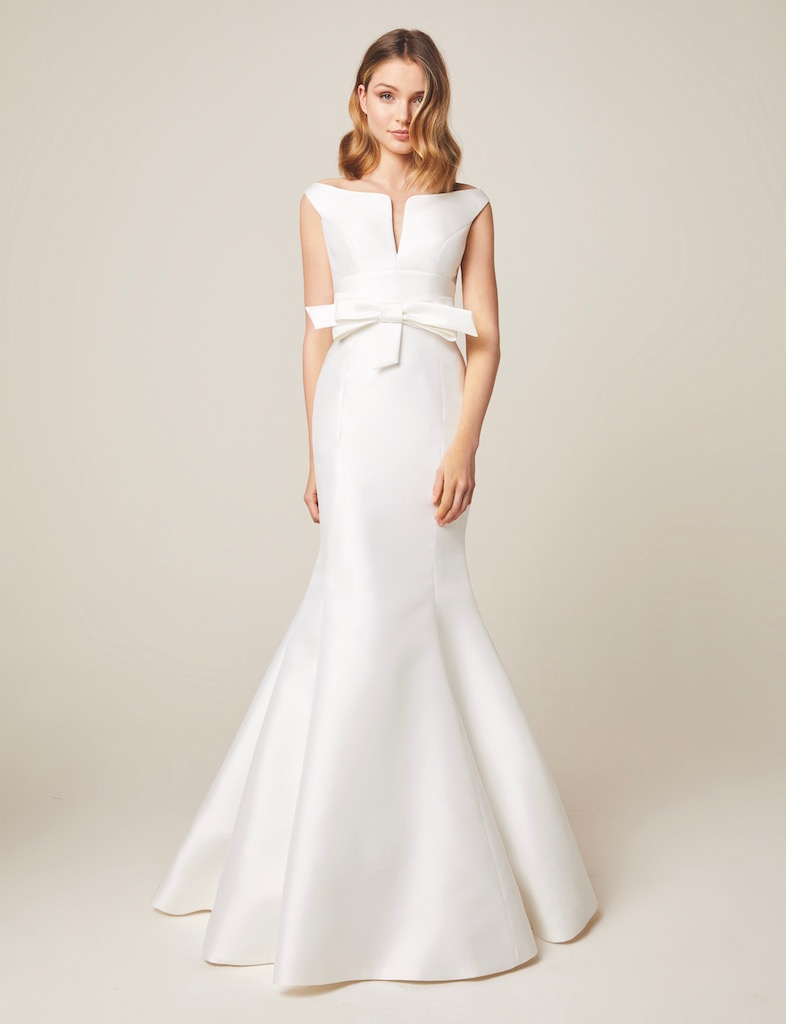 Jesus Peiro 921 | V-Neck Wedding Dress