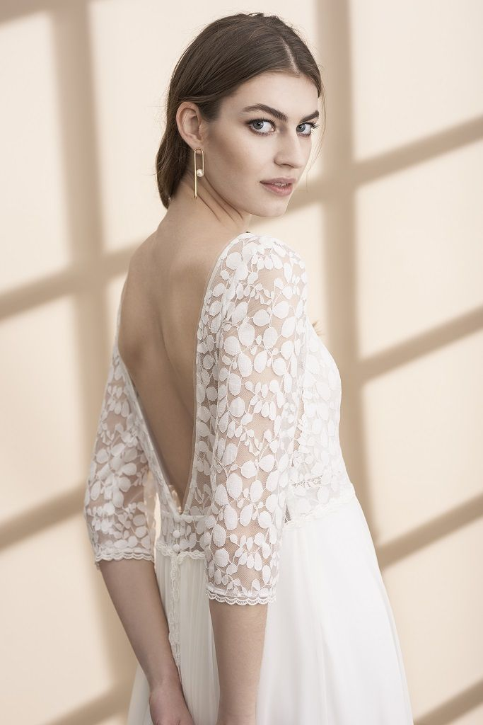 Rembo Heloise | Wedding Dress Sleeves