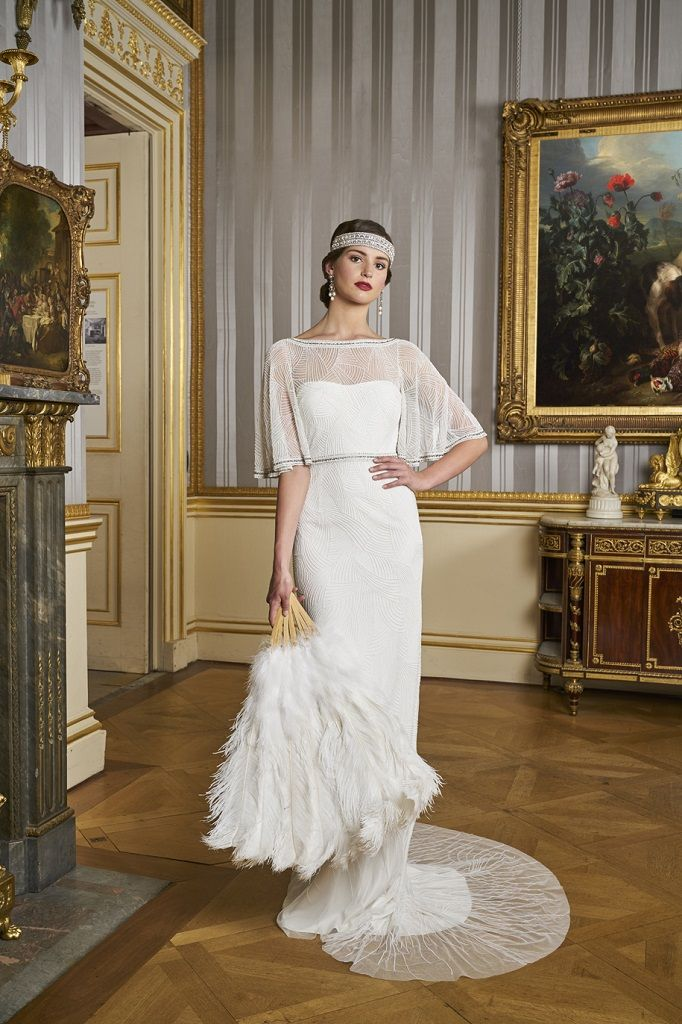 Eliza Jane Howell Pompeii | Wedding Dress Sleeves