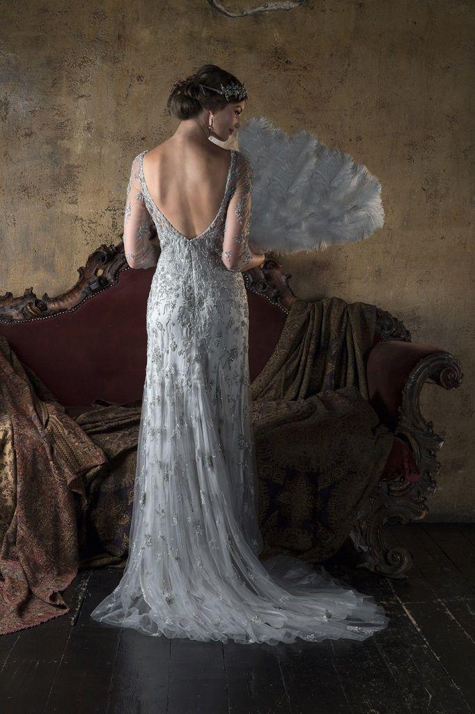 Wedding Dress Outlet Eliza Jane Howell Giovanna back