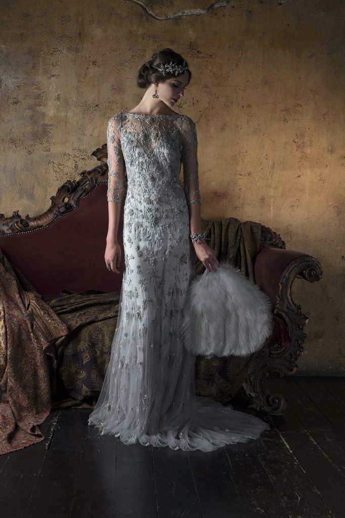 Wedding Dress Outlet Eliza Jane Howell Giovanna side