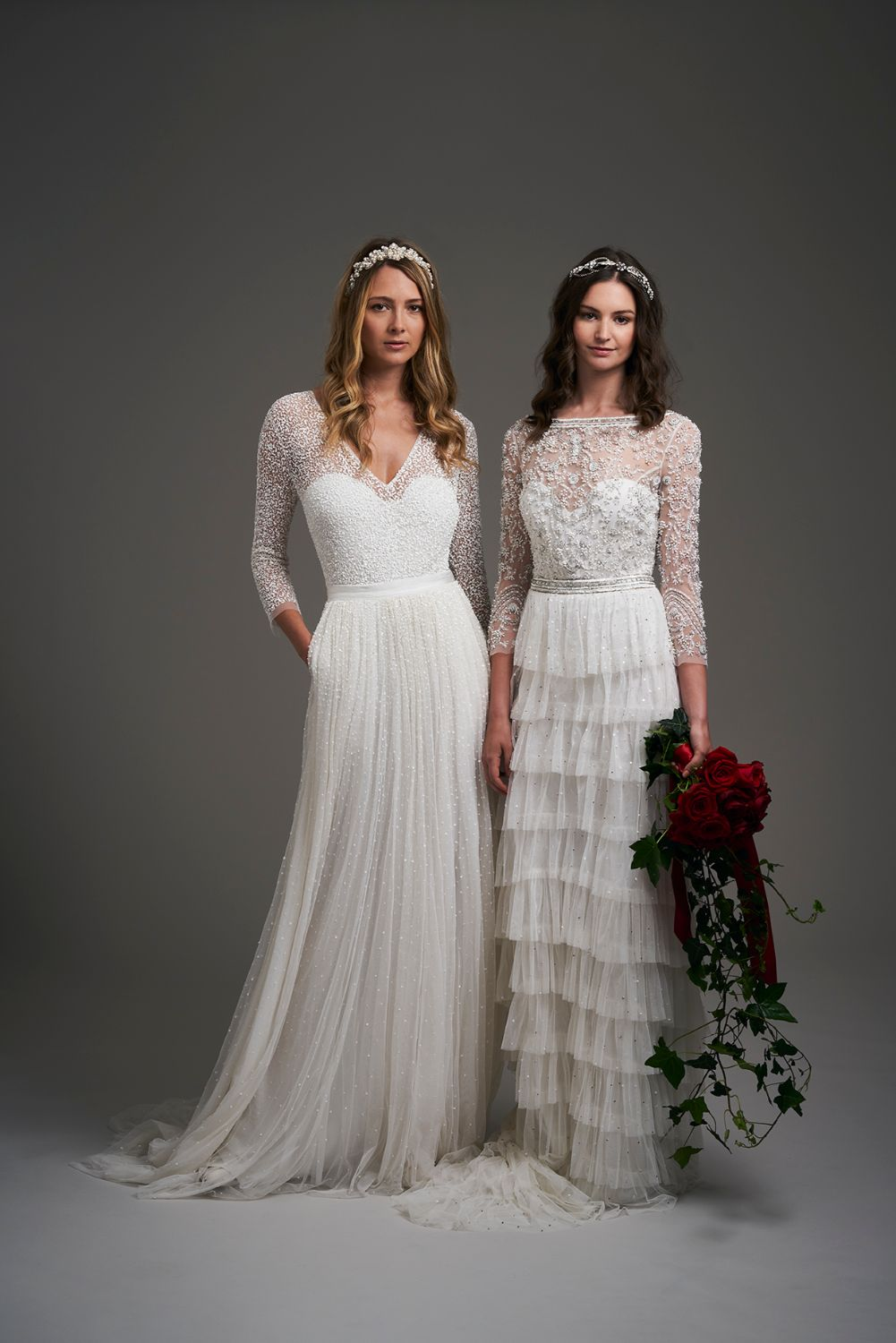 Eliza Jane Howell Astor Wedding Dress 2020 full