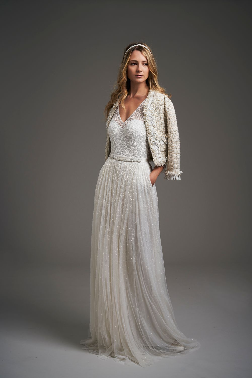 Eliza Jane Howell Astor Wedding Dress 2020